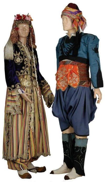 Turkish Men's Clothing
