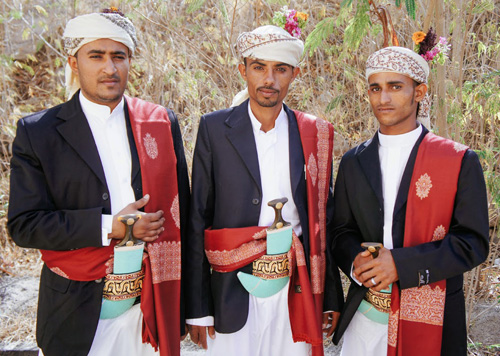 Yemen culture customs