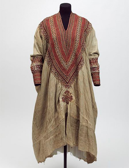 01f3562d30 Ethiopian national costume. Snow-white clothes with colorful ...