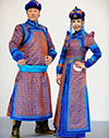 Mongolian couple ava