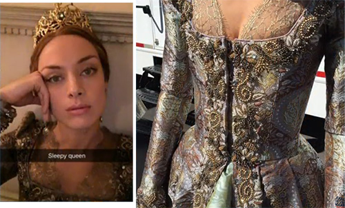 Analyzing The Costumes Of Historical Series Reign Best And Worst