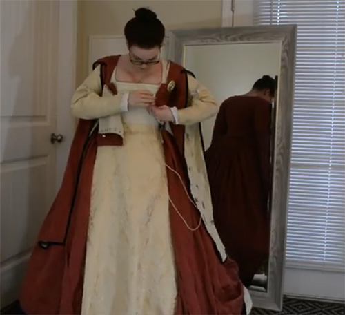 Tudor French Gown5