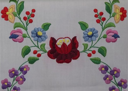 Hungarian embroidery2
