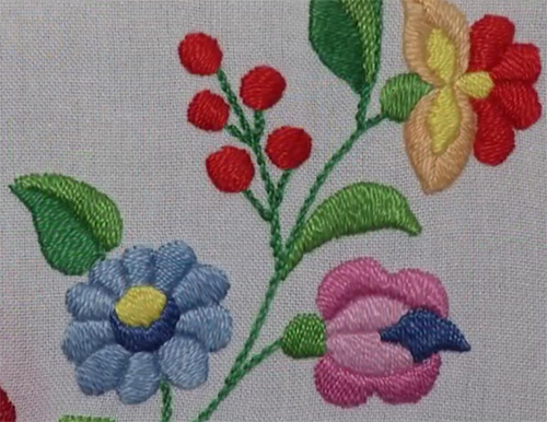 Hungarian embroidery3