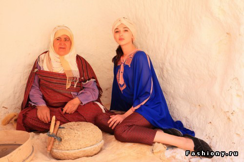 Tunisian costume1