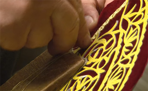 Algerian embroidering3