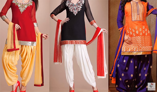 Salwar and Kameez