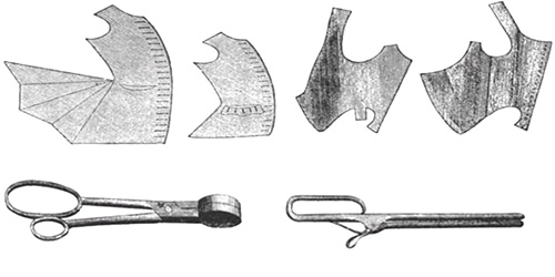 Curling instruments