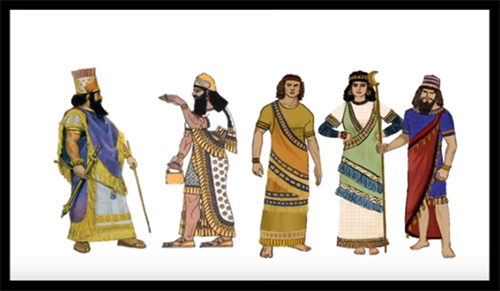 Ancient mesopotamia fashion. Top 10 Ancient Chinese ...