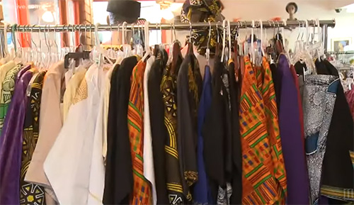 African clothing store1