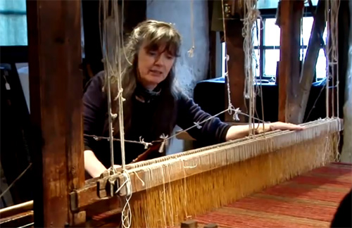 Weaving loom4