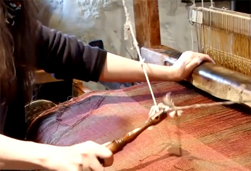 Weaving loom5
