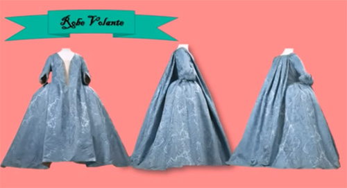 Women S Clothing From The 18th Century Dress Designs And Awful Hobbies Nationalclothing Org