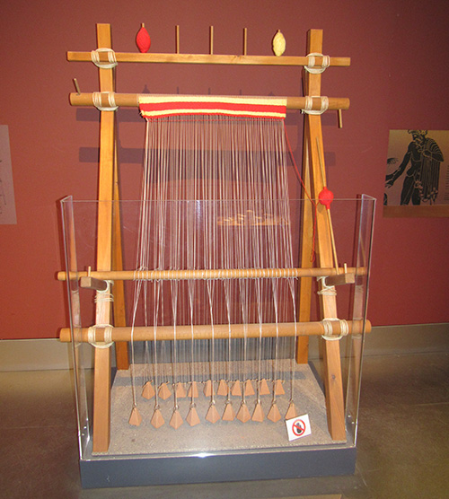 Weaving loom2
