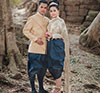 Cambodian folk dress ava